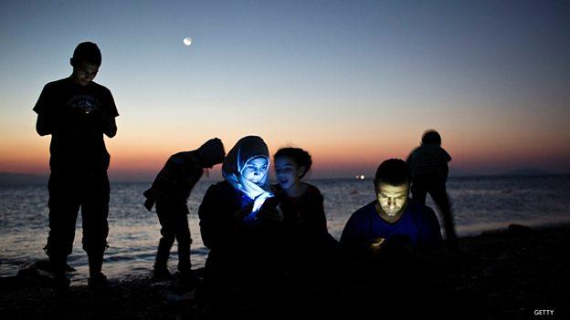 refugiados bbc action